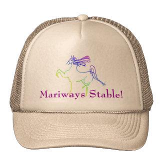 ¡Establo de Mariways! Gorra