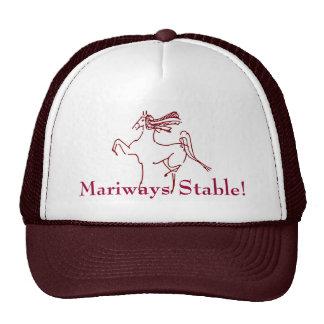 ¡Establo de Mariways! Gorro