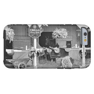 "Establos ""asilo de Saratoga del caballo "" Funda De iPhone 6 Tough"