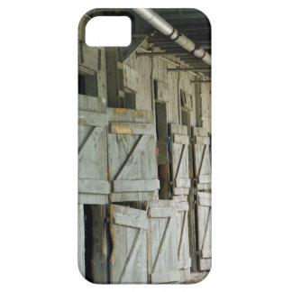 Establos en Saratoga Springs Funda Para iPhone 5 Barely There