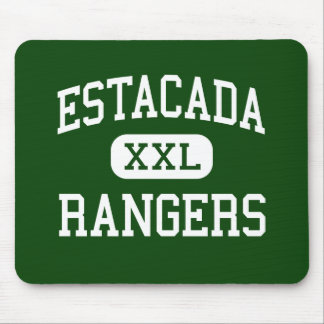 Estacada - guardabosques - High School secundaria Alfombrillas De Ratón