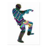 Estación 2012 de la danza de NOVINO Zombi Postales