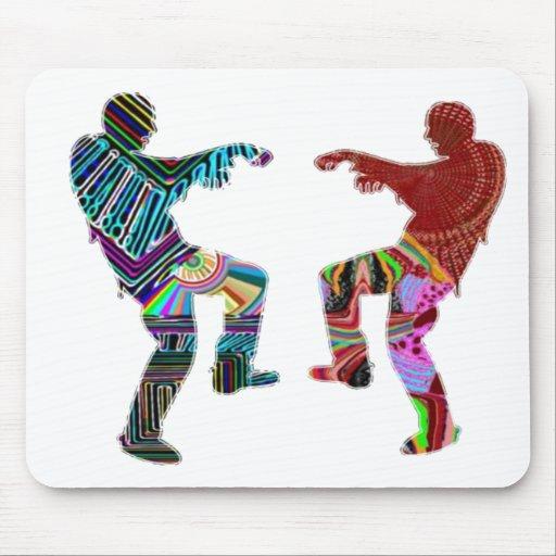 Estación 2012 de la danza de NOVINO Zombi Tapete De Ratones