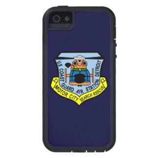 """Estación aérea de guardacostas Detroit """"azules Funda Para iPhone 5 Tough Xtreme"""