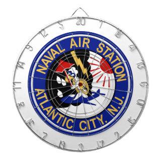 Estación aérea naval del remiendo militar de la
