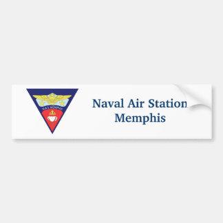 Estación aérea naval - Memphis Pegatina Para Auto