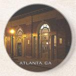 ESTACIÓN - Atlanta, Brookwood, Georgia Posavasos Cerveza