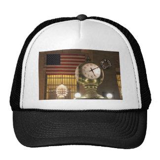 Estación central magnífica gorras de camionero