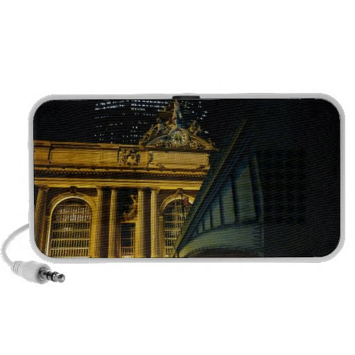 Estación central magnífica - noche - New York City Altavoces