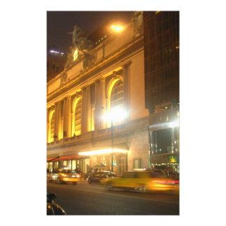 Estación central magnífica, NYC Papeleria De Diseño