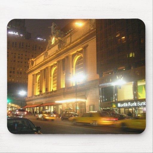 Estación central magnífica, NYC Alfombrillas De Ratón