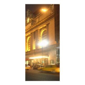 Estación central magnífica, NYC Plantillas De Lonas