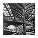 estación central tejas  ceramicas