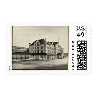 Estación, concordia y ferrocarril de Montreal, Envio