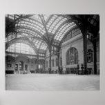 Estación Concourse principal, 1915 de Penn