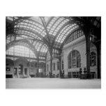 Estación Concourse principal, 1915 de Penn Postal