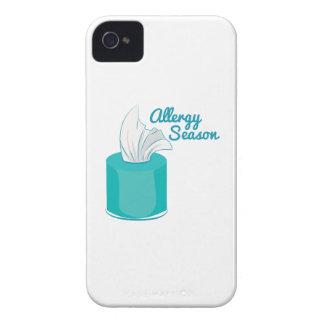 Estación de la alergia iPhone 4 Case-Mate cárcasas