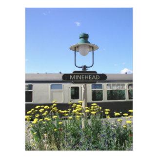 Estación de la boca de mina Somerset Fotos