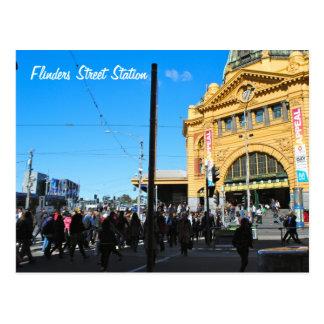Estación de la calle del Flinders Postal