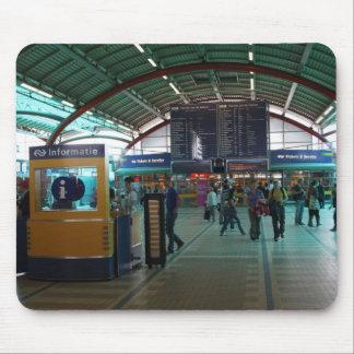 Estación de la central de Utrecht Mouse Pads