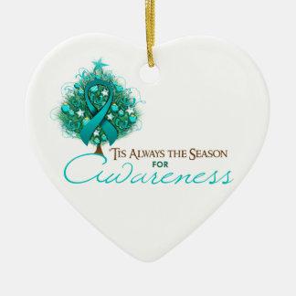 Estación de la conciencia de Navidad de la cinta d Adornos De Navidad