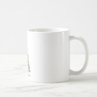 Estación de la esperanza - conciencia del autismo taza de café