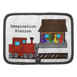 Estación de la imaginación organizadores