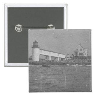 Estación de la luz del punto de Marshall Pins