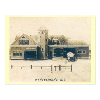 Estación de la salvación de vidas, Mantoloking, vi Tarjetas Postales
