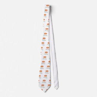 Estación de la sopa corbata personalizada