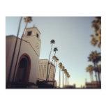 Estación de la unión de Los Ángeles Tarjetas Postales
