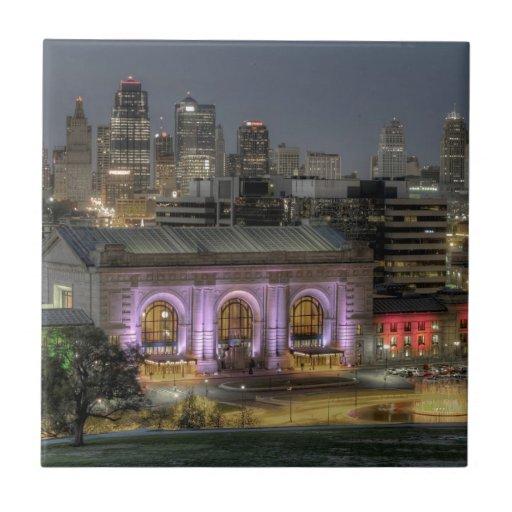 Estación de la unión (Kansas City) Tejas