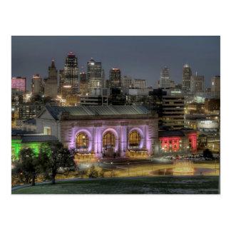 Estación de la unión (Kansas City) Tarjetas Postales
