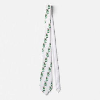 Estación de lluvias del otoño de la cabeza del corbata personalizada