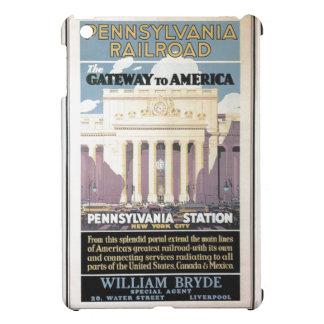 Estación de Penn, entrada a América 1929
