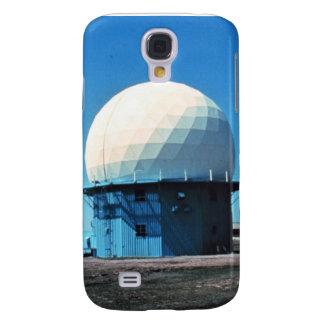 Estación de radar meteorológico de Doppler - norma Funda Para Galaxy S4