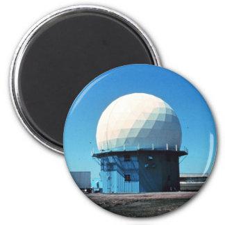 Estación de radar meteorológico de Doppler - norma Iman Para Frigorífico