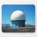 Estación de radar meteorológico de Doppler - norma Alfombrillas De Ratones