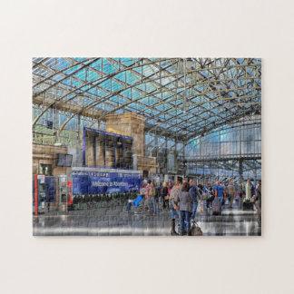 Estación de tren de Aberdeen Puzzle