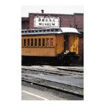 Estación de tren de Durango Colorado Papeleria