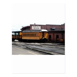 Estación de tren de Durango Colorado Postales