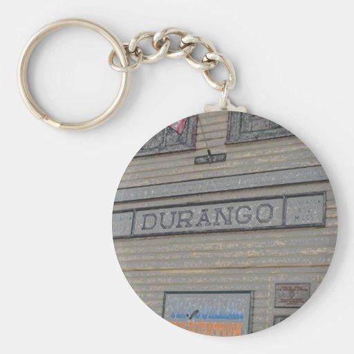 Estación de tren de Durango Llavero