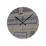 Estación de tren de Durango Reloj
