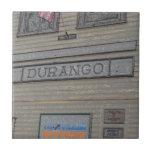 Estación de tren de Durango Teja