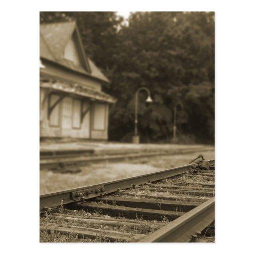 Estación de tren de Southampton Postal