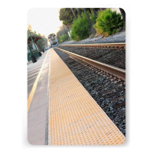 Estación de tren de Ventura Comunicados Personalizados
