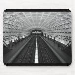 Estación de tren de Washington DC Alfombrillas De Ratón