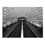 Estación de tren de Washington DC Tarjetas Postales