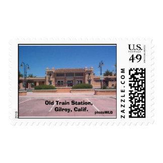 estación de tren envio
