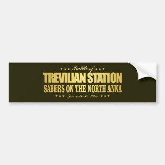 Estación de Trevilian (FH2) Pegatina Para Auto